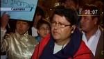 Wilfredo Saavedra negó que Aníbal Apari sea su abogado