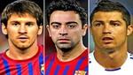 Balón de Oro: La FIFA eligió al equipo ideal del 2011