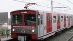 Último paradero del tren eléctrico por ahora es Arriola debido a desperfecto (video)
