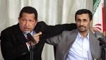 Chávez y Ahmadineyad descargan contra Estados Unidos