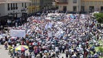 Marcha por el Agua llega hoy a Lima