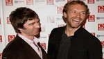 Noel Gallagher y Chris Martin a dúo en los Brit Awards 2012
