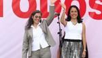 Nadine Heredia advierte 'castigos' a las editoriales