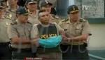 'Artemio' retornó a la Base Naval del Callao