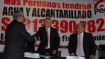 Ministerio de Vivienda firma 130 convenios con municipios y gobiernos regionales