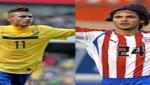 Conozca las alineaciones del Brasil vs. Paraguay