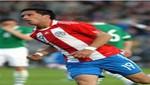 Lucas Barrios, la esperanza de gol paraguaya