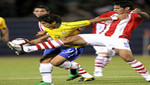 Fred le da la paridad a Brasil contra Paraguay 2 a 2