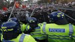 Londres: Detienen a más de 650 personas tras disturbios