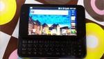 Optimus Note, el teléfono con teclado slider de LG
