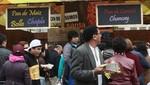 Cuatro mil panes por hora se venden en Mistura 2011
