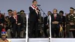 Presidente Humala afirma que no politizará a las Fuerzas Armadas