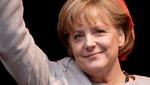 Merkel felicita nueva proyección de la Unión Europea