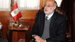 Daniel Abugattás aclara: 'No he pedido la excarcelación de nadie'