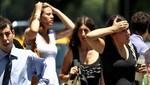 Argentina: Calor supera los 38 grados