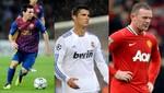 El más caro: Lionel Messi está valorizado en 183 millones de dólares