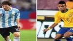 Neymar al igual que Messi recibe pifias en la Copa América