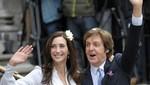 La boda de Paul McCartney y Nancy Shevell:  'Fue muy emocionante'
