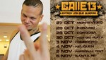 Calle 13 anuncia conciertos en Argentina y Uruguay