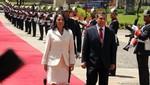 Aprobación de Nadine Heredia supera a la de Ollanta Humala