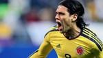 Radamel Falcao es baja en Colombia por lesión