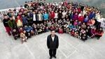 La familia más grande del mundo tiene 181 integrantes