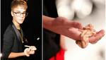 Justin Bieber subasta su serpiente