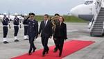 Ollanta Humala ya se encuentra en Hawái