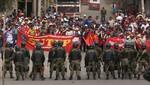 Desmienten la existencia de tres muertos en Andahuaylas en paro