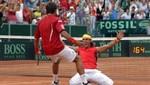 Argentina y España acceden a cuartos de final de la Copa Davis