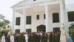Comandos de Chavín de Huantar fueron homenajeados hoy