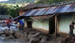 Alud en Apurimac sepulta diez casas y deja dos heridos