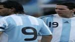 Conozca las alineaciones del Argentina vs. Costa Rica