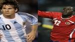 Encuesta: ¿Quién ganará el Argentina - Costa Rica?