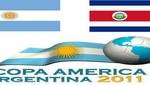 Copa América: Argentina venció 3-0 a Costa Rica