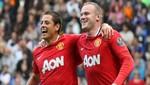 'Chicharito' destacó juego de Rooney