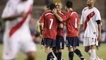 Perú sólo le ganó dos veces a Chile en Santiago