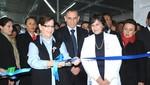 Alcaldesa de Lima inauguró tercer Hospital de la Solidaridad durante su gestión