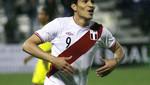 Paolo Guerrero: 'Merecimos ganarle a Chile'