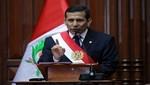 Ollanta Humala participa hoy en APEC