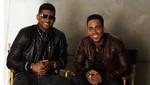 Usher y Romeo sorprenden en los Grammy Latinos (Video)