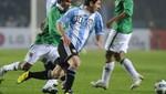 Eliminatorias Brasil 2014: Argentina empató 1 a 1 con Bolivia en Buenos Aires