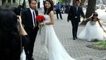 Casamientos celebrados este 11-11-11 en Asia