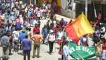Pobladores de Andahuaylas dan 15 días de tregua al Ejecutivo