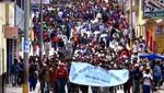 Dirigentes de Andahuaylas desconocen firma de acta y continuarán con paro