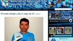 Pedro Ascoy fue presentado en el Manta: 'No fue fácil dejar el Aurich'