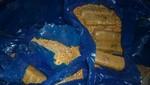 Incautan más de 10 kilos de cocaína ocultos en saco de cebada en Chiclayo