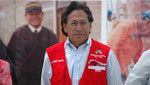 Alejandro Toledo: 'No se puede hacer todo en cinco años'