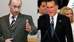 Mitt Romney considera a Vladimir Putin como 'una amenaza'