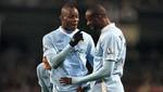 Balotelli se habría ido a los golpes con Yaya Touré luego de perder la punta de la liga inglesa